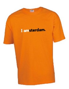 orangeH shirt